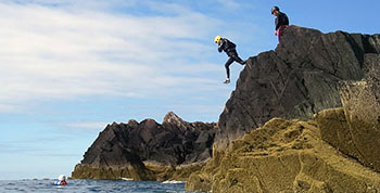 climbing rock sea swimsuits - photo #49